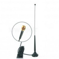 Quad-band GSM Magnetic Antenna 3dB SMA