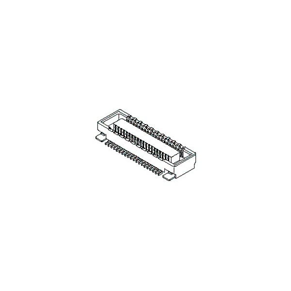 Molex 80pin Board-to-Board connector for Telit modules