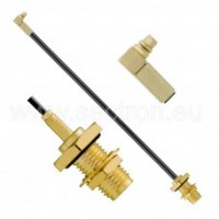 MMCX (m) to SMA (f) Antenna Adapter